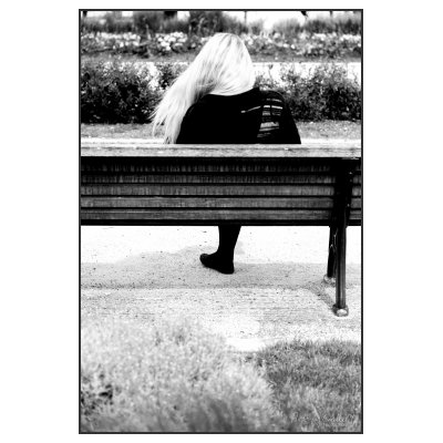 Photographie Les bancs (sans description)