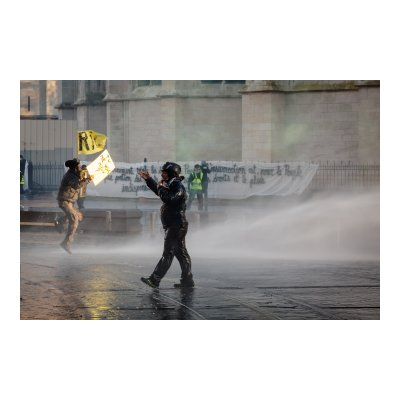 Photographie Mouvement gilets jaunes fevrier 2019 (sans description)