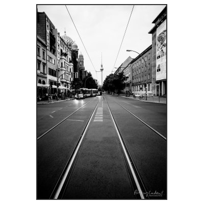 Photographie Oranienburger Straße (sans description)