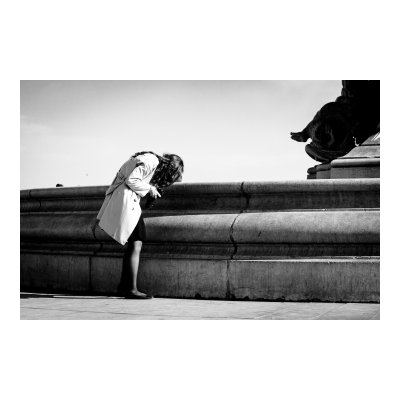 Photographie Photograph(i)e de rue - Bordeaux (sans description)