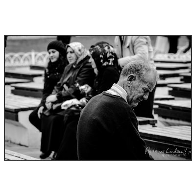 Photographie Portrait de rue, istanbul (sans description)