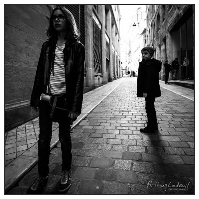 Photographie Rockn' roll siblings (sans description)