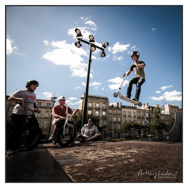 Photo Skatepark - Bordeaux