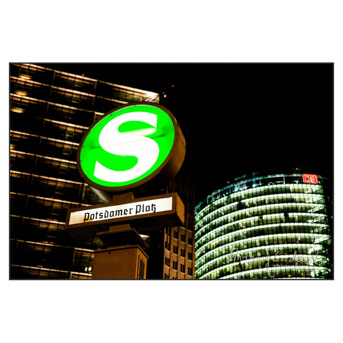 Potsdamer Platz – Berlin